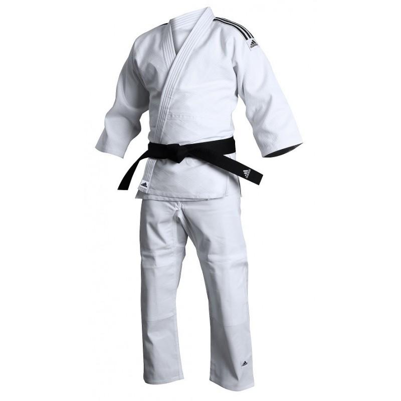 Judo Gokyo blanc 100% coton