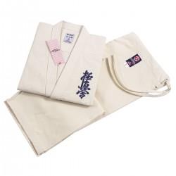 Judo-Gi Basique Blanc. Entraînement